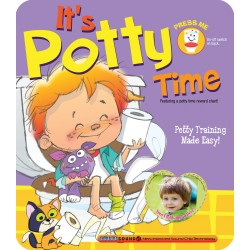 Its Potty Time For Boys...