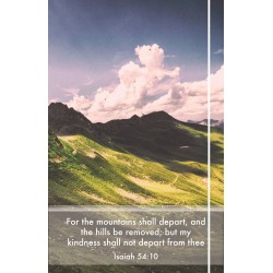 Bulletin-For The Mountains...