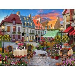 Jigsaw Puzzle-Village...