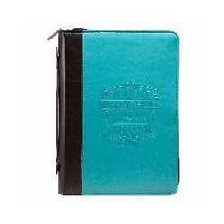 Bible Cover-Fashion/I Can...