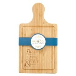 Cutting Board-Bamboo-Bless...