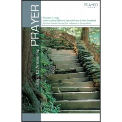 Steps To Answered Prayer
