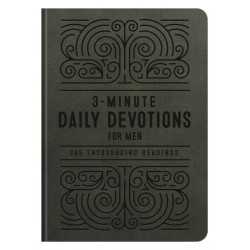 3-Minute Daily Devotions...