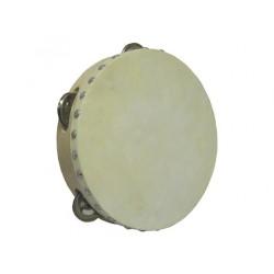 Instrument-Tambourine-Wood-...