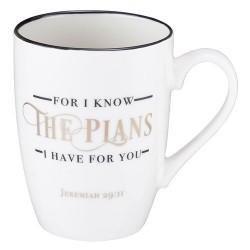 Mug-I Know The Plans w/Gift...