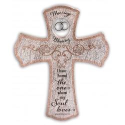 Wall Cross-Marriage...