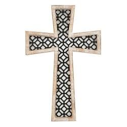 """Wall Cross-Arabesque (16.75"""")"""