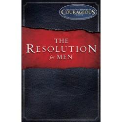 The Resolution For Men...