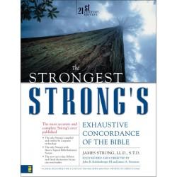 Strongest Strong's KJV...