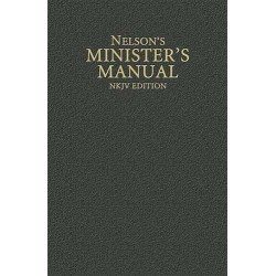 Nelson's Minister's Manual...