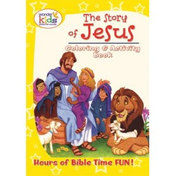 The Story Of Jesus Coloring...