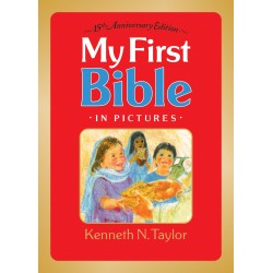 My First Bible In Pictures...
