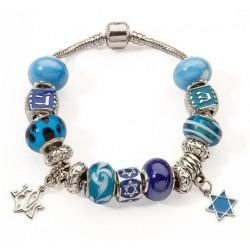 Bracelet-Assorted Beads...