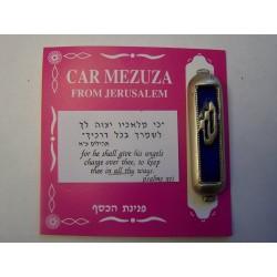 Mezuzah-Car-Shin Symbol &...
