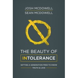 Beauty Of Intolerance