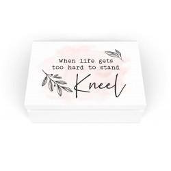 Prayer Box-When Life Gets...
