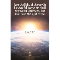 Bulletin-I Am The Light Of...