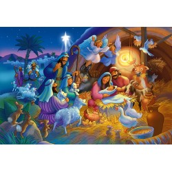 Jigsaw Puzzle-Heavenly...