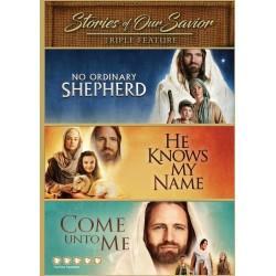 DVD-Stories of Our Savior -...