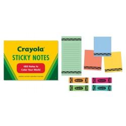 Crayola Sticky Notes (Mar...