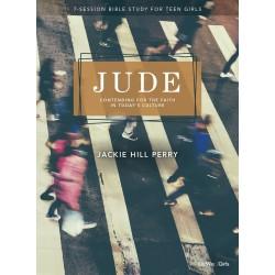 Jude-Teen Girls' Bible...