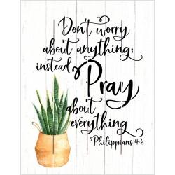 Pallet Art-Pray About...