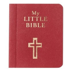 """My Little Bible-Red (2"""" x..."""