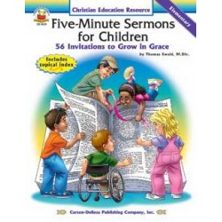 Five Minute Sermons For...