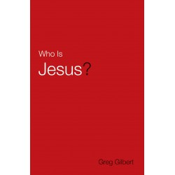 Tract-Who Is Jesus? (ESV)...