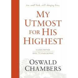 My Utmost For His Highest...