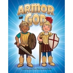 Armor Of God Coloring And...