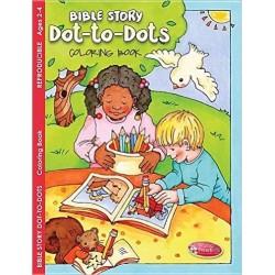 Bible Story Dot-To-Dots...