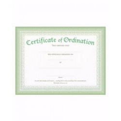 Certificate-Ordination...