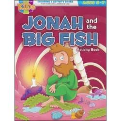 Jonah And The Big Fish...