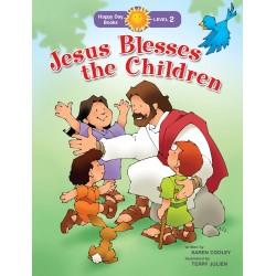 Jesus Blesses The Children...