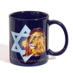Span-Mug-Lion Of Judah (71185)