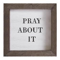 Petite Word Board-Pray...