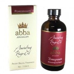 Anointing Oil-Pomegranate-4 Oz