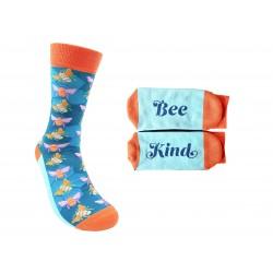 Socks-Bee Kind (Fits Men...