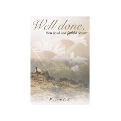 Bulletin-Thou Good And...