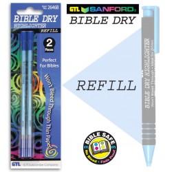 Highlighter-Bible Dry-Blue...
