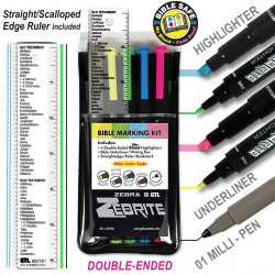 Highlighter-Bible Marking Kit