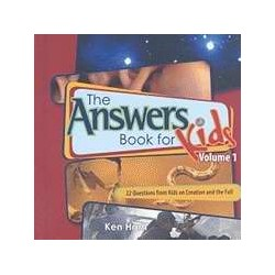 The Answers Book For Kids V1