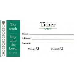 Offering Envelope-Tithers...