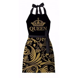 Apron-Queen w/2 Front Pockets