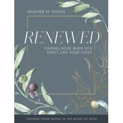 Renewed-Women's Bible Study...