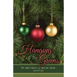 Bulletin-Hanging Of The...