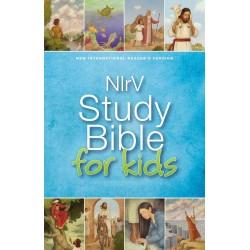 NIrV Study Bible For Kids...