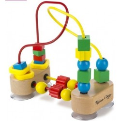 Toy-First Bead Maze (Ages...