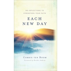 Each New Day-Hardcover (Oct)